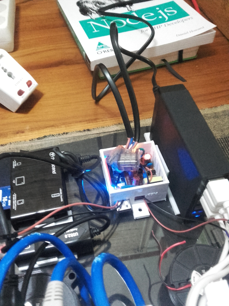 5 mytinydc powersupply tests