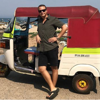 Tristan PELLETIER (France/India)